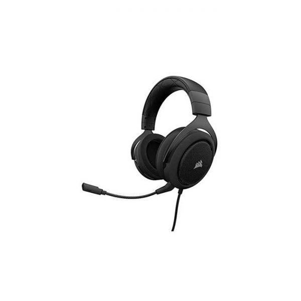 da76f54c829 Corsair Gaming Headset - HS50 Stereo - Carbon - Multitech Lebanon