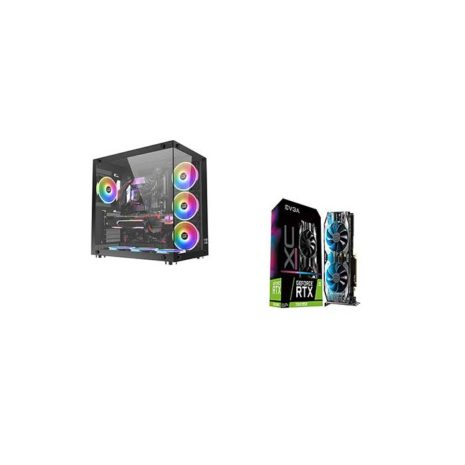 Gaming PC – Intel Core I7 9700 – EVGA Super RTX 2080 8 GB