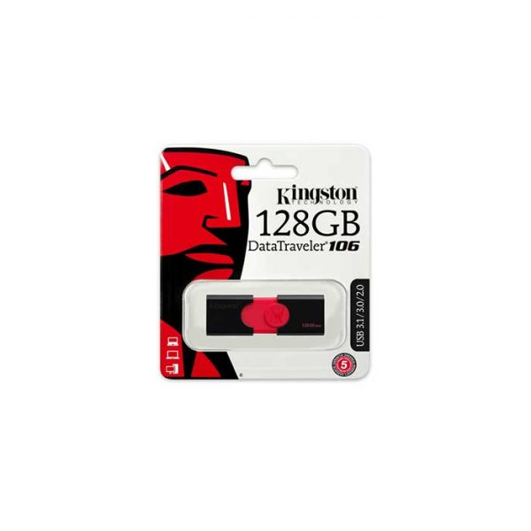 multitech---lebanon---Kingston---USB-3.0-Flash-Memory---DT106-128GB