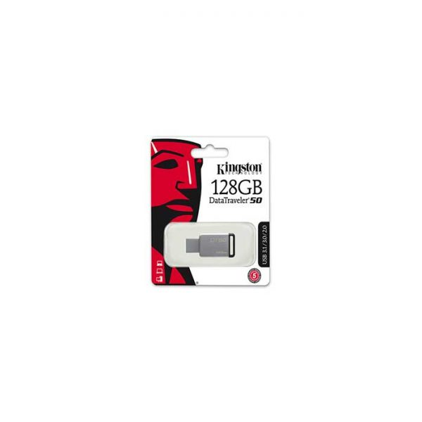 multitech---lebanon---Kingston---USB-3.0-Flash-Memory---DT50-128-GB