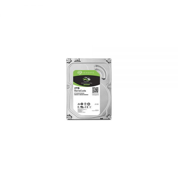 SEAGATE BARRACUDA 3.5-INCH HDD 2TB – ST2000DM006
